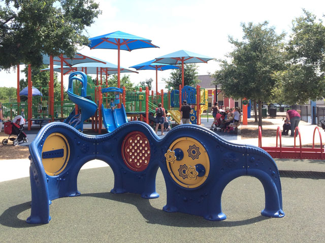Play for All Abilities Playground