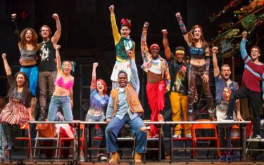 Broadway Is In Austin This Weekend And <I>RENT</I> Is Playing, Y'all!