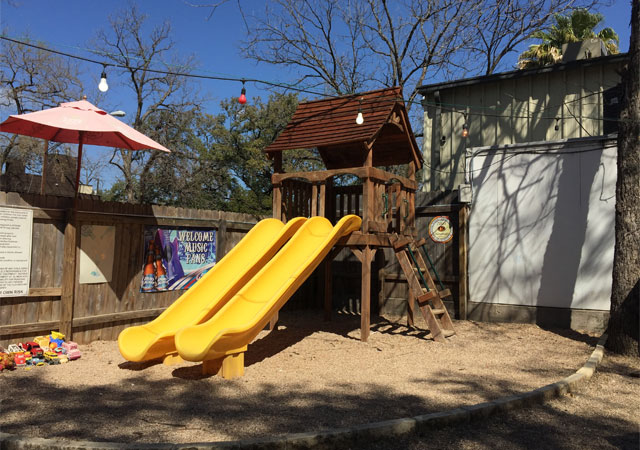El Mercado Playground - Free Fun in Austin