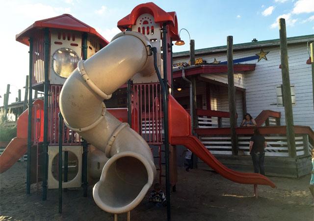 Joe's Crab Shack Playground - Free Fun in Austin