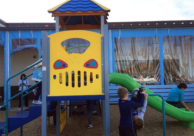 Kerbey Lane Cafe Playground - Free Fun in Austin