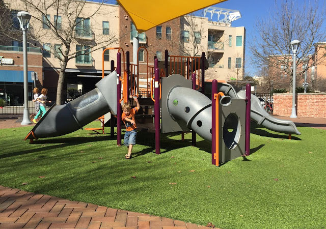 The Triangle Playground - Free Fun in Austin