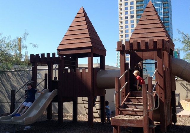 Whole Foods Playground - Free Fun in Austin