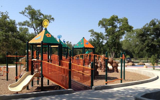 Roy G. Guerrero Park Playground