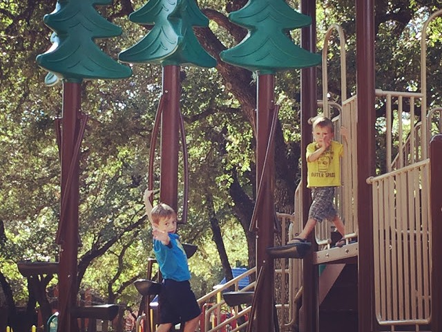 Springwoods Park Playground
