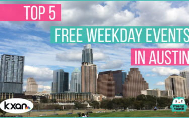 Top 5 FREE Weekday Events: August 15-19, 2016