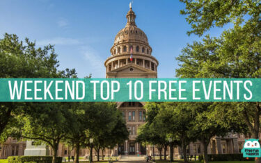 Weekend Top 10 FREE Events: September 22-24, 2017