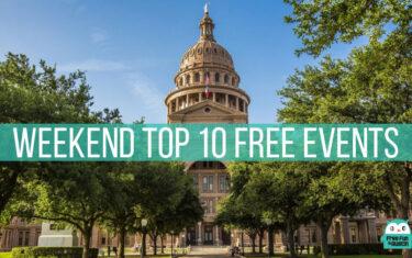 Weekend Top 10 FREE Events: November 24-26, 2017