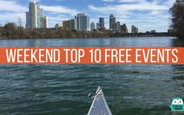 Weekend Top 10 FREE Events: September 29-October 1, 2017