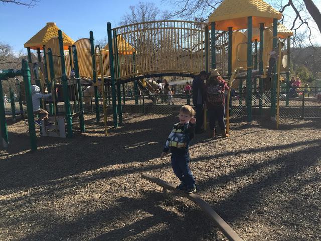 Zilker Park Playground