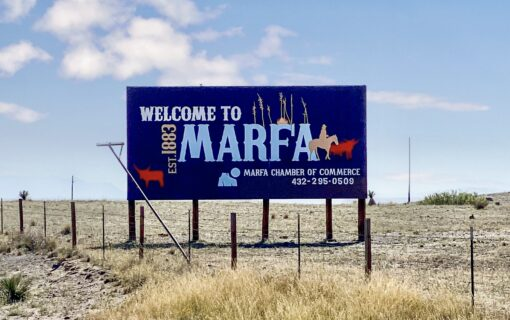 Read This Before You Road Trip to Marfa