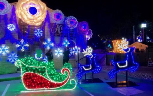 UPDATED: It's Beginning To Look A lot Like Christmas –  Here are all the Austin Holiday Lights, Photo Ops, Events and More