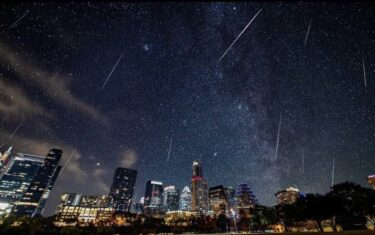 These Pictures of the 2020 Perseid Meteor Shower in Austin Will Brighten Your Day