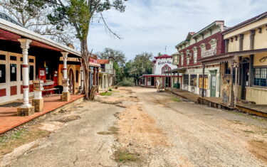 Summer Daycation Idea – Road Trip to Pioneer Town in Wimberley