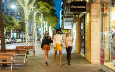 Here's How 2ND Street District Is Keeping Holiday Shopping Jolly in Austin