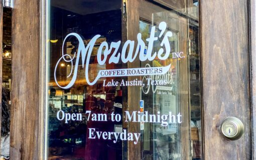 Austin Staple Mozart's Celebrates 265th Birthday With Free Event