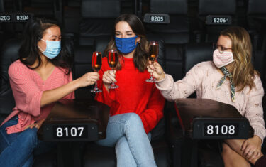 The Alamo Drafthouse Is Taking Movie Night To A Whole New Level