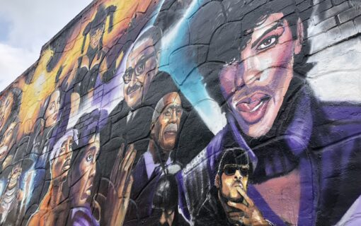 Here Are All The Tributes To Black History in Austin Texas
