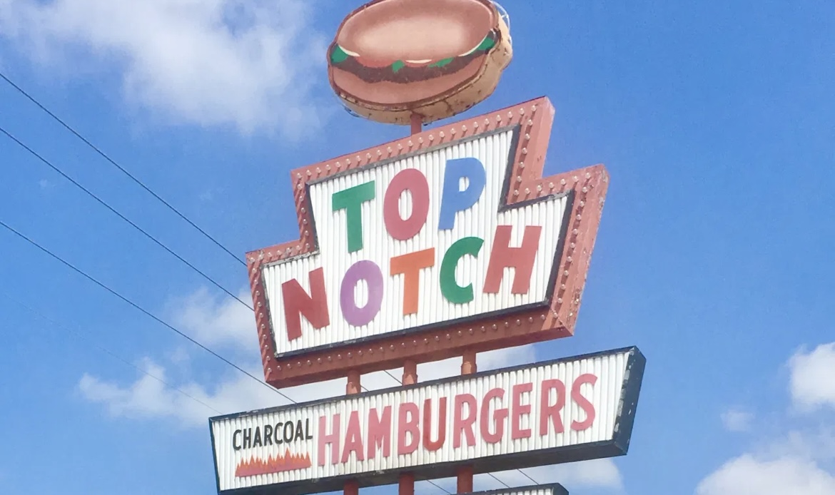 Eat at Top Notch Where Matthew McConaughey Said Alright Alright Alright